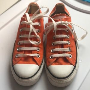 Converse All Star Low Tops,  Women's 7